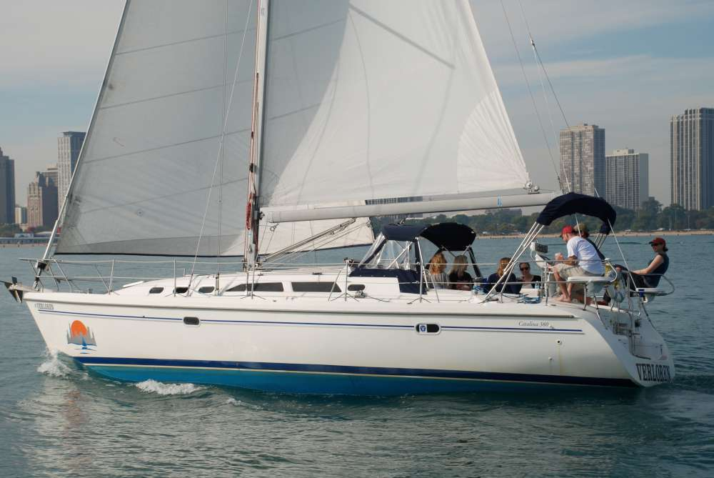 Semi Private Sailboat Charters Chicago Sailboat Charters